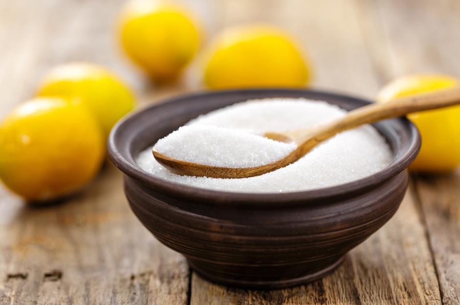 Kwasek cytrynowy, cytryna – doskonały odkamieniacz