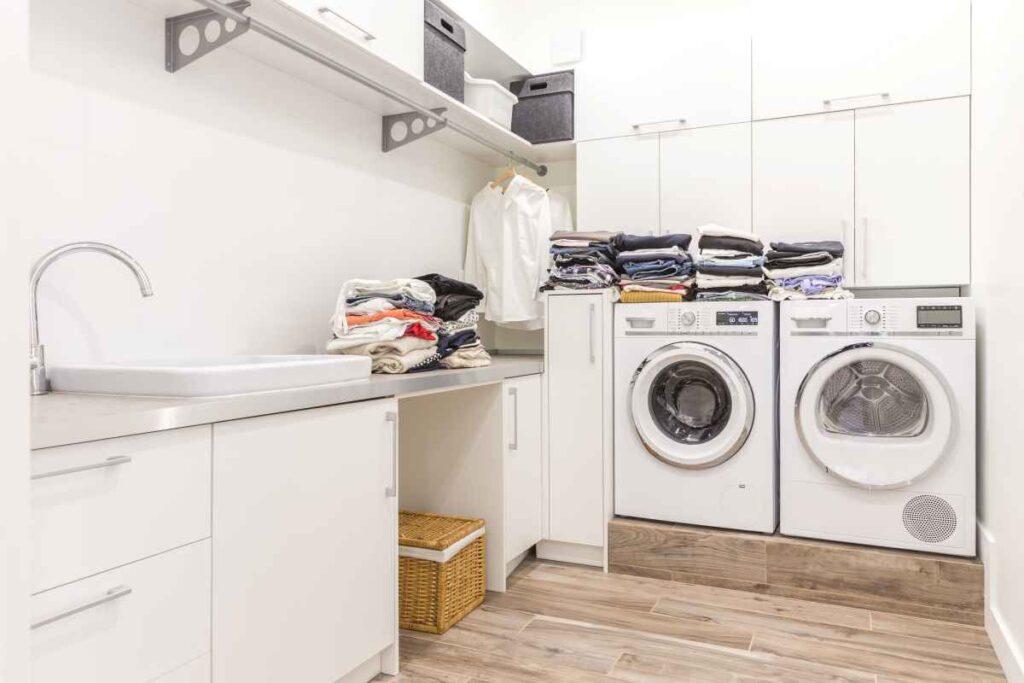 współczesna pralnia
